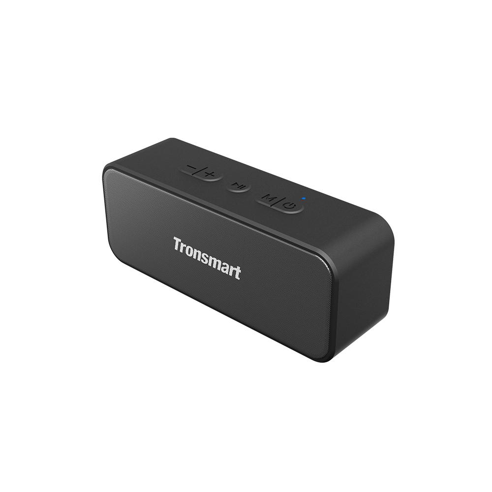 Безжична Bluetooth тонколона Tronsmart Element T2 Plus, Водоустойчива, 40W, Черна
