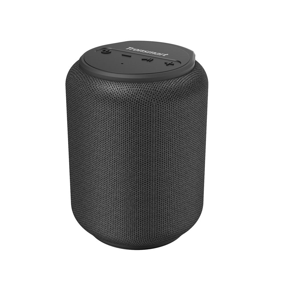 Безжична Bluetooth тонколона Tronsmart Element T6 Mini, Водоустойчива, 15W, Черна