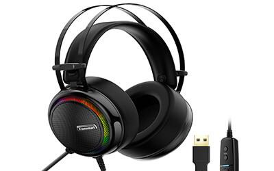 Tronsmart Glary – 7.1 surround геймърски слушалки за върховно аудио преживяване